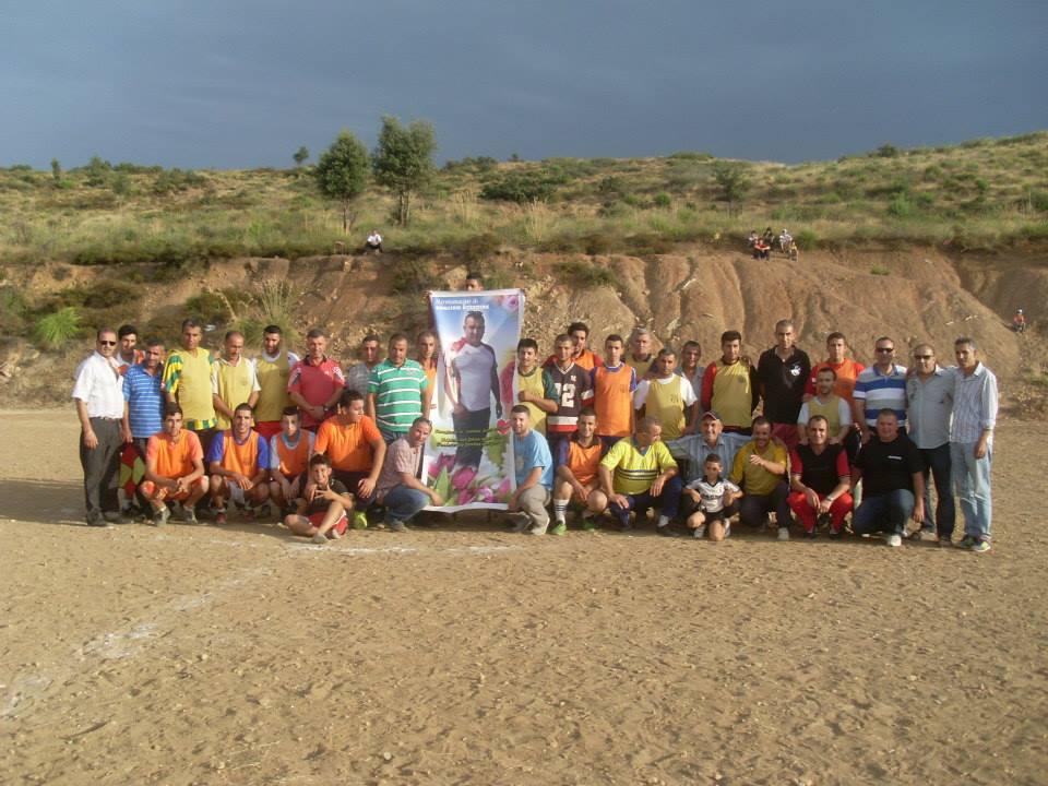 Tournoi de foot ball 2013 à la mémoire de AZZEDINE BOUSSAD